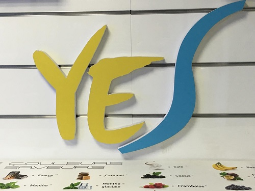 franchise yes store